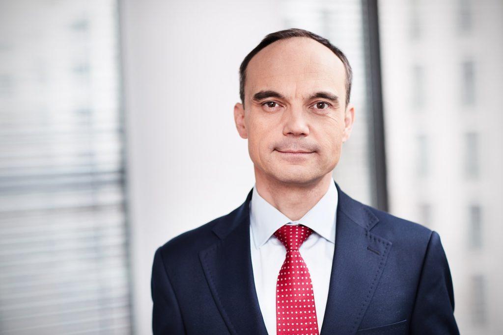 Michał Głowacki, partner zarządzający CRIDO