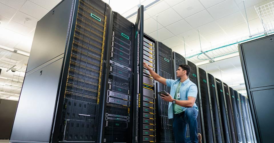 Rozwiązania HPE szyte na miarę biznesu