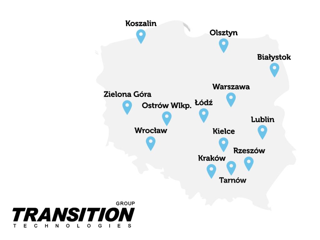 Transition Technologies w 2019 r. zwiększy zatrudnienie do 2000 osób