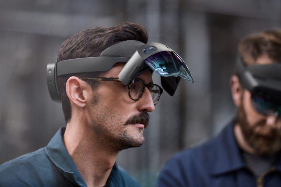 HoloLens 2 – gogle Microsoftu od teraz lżejsze, tańsze i bardziej wszechstronne