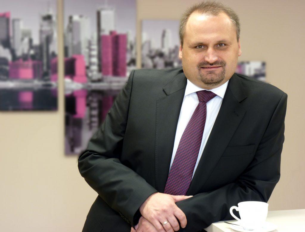 Arkadiusz Sikora nowym Country Managerem w VMware Polska
