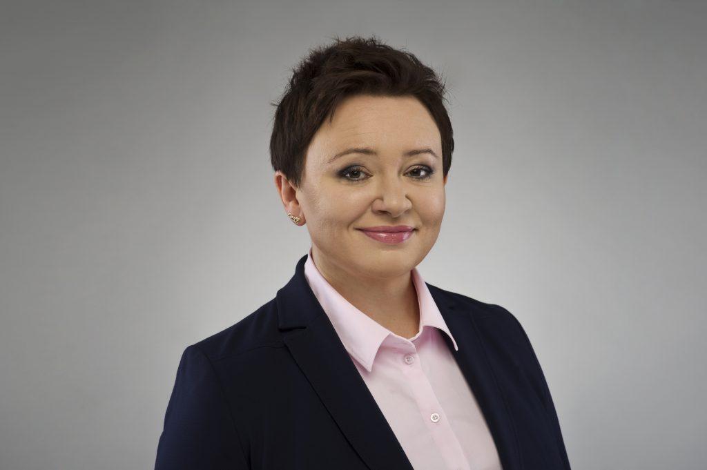 Aneta Bartnicka nowym prezesem zarządu Dimension Data Polska