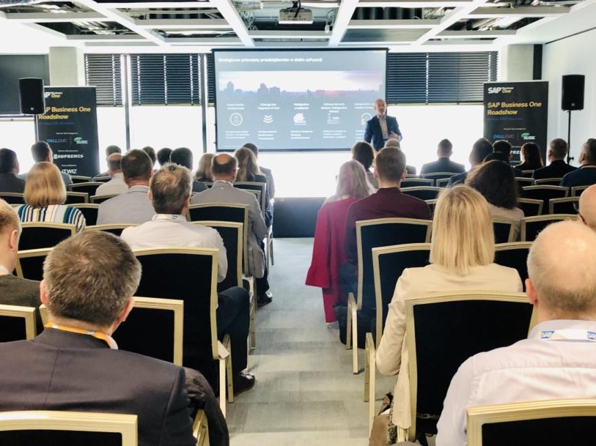 SAP Business One wsparciem w cyfrowej transformacji sektora MSP