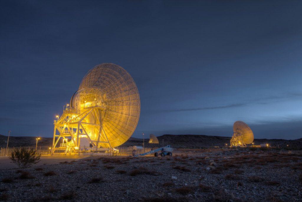 Jak będzie wyglądać międzyplanetarna komunikacja z Marsem