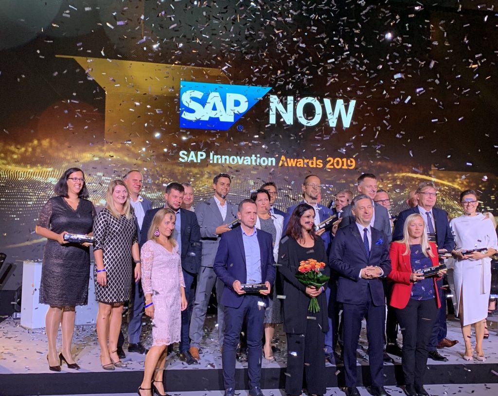 SAP wręczył najbardziej innowacyjnym firmom w Polsce nagrody Innovation Awards