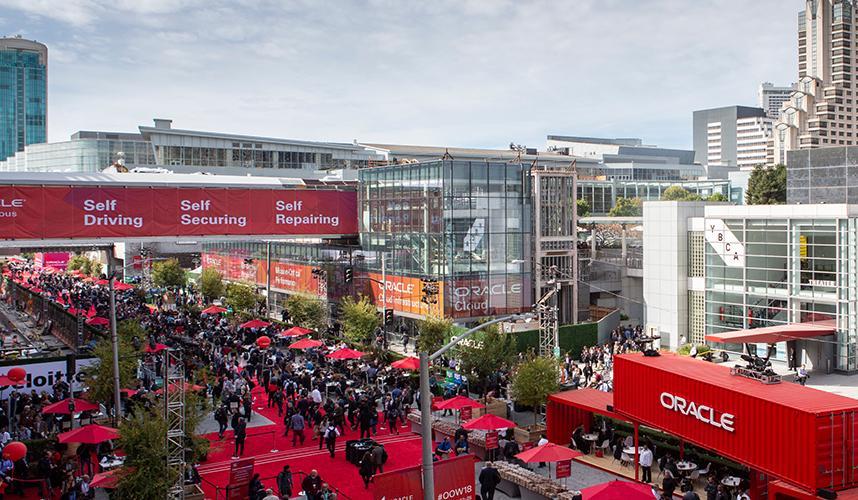 Rusza Oracle OpenWorld 2019, czyli największa konferencja biznesowo-technologiczna świata