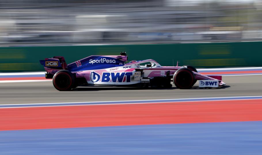 Zespół Formuły 1 SportPesa Racing Point rozpoczyna wieloletnią współpracę z IFS