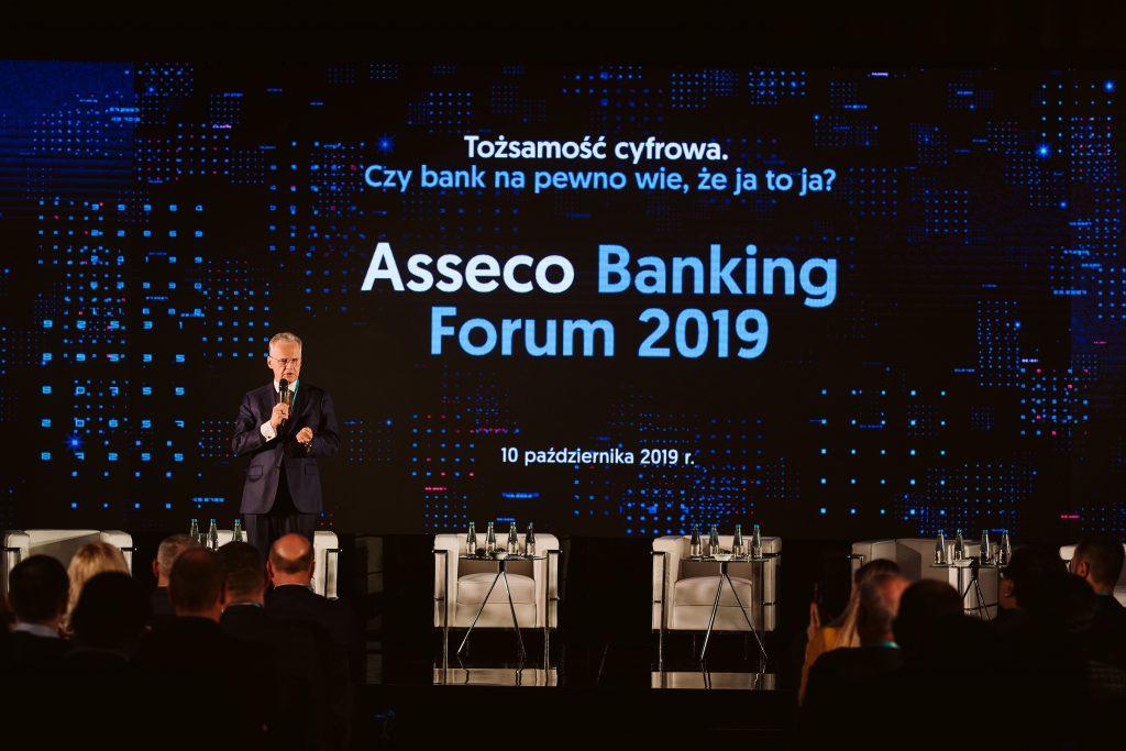 Cyfrowa tożsamość w sektorze bankowym – podsumowanie Asseco Banking Forum 2019