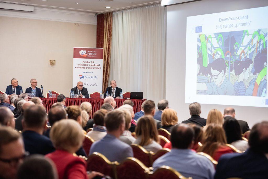 XXV Forum Teleinformatyki: rozwój technologii ma służyć kreowaniu rozwoju gospodarczego