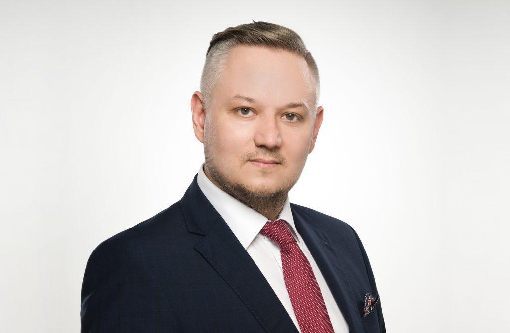 Tomasz Rokita dołączył do zarządu Diebold Nixdorf w Polsce