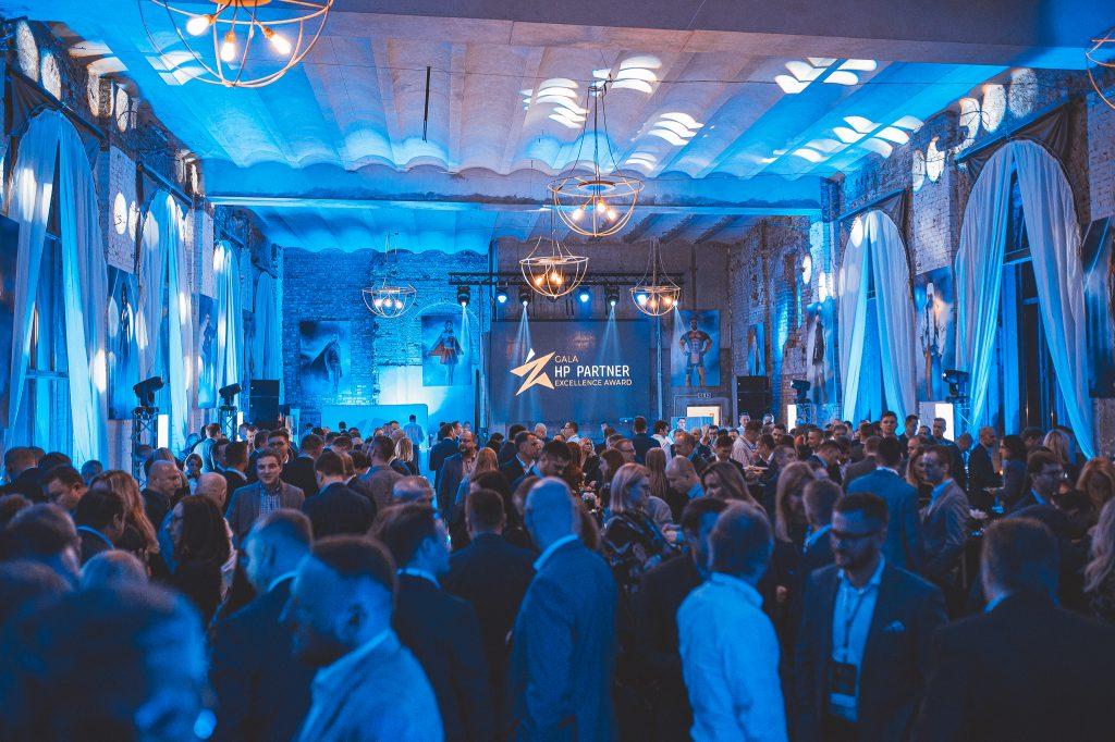 HP Inc Polska przyznał nagrody dla najlepszych firm partnerskich