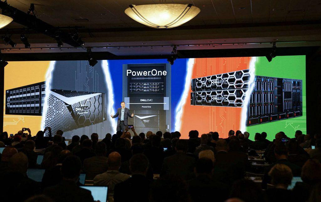 Dell Technologies zaprezentowała autonomiczną infrastrukturę Dell EMC PowerOne