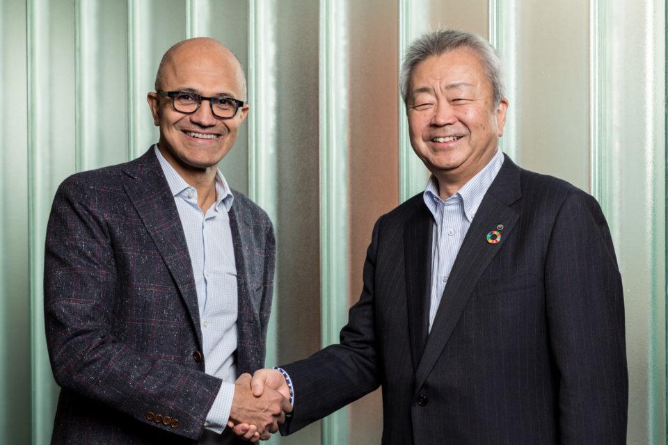 NTT i Microsoft nawiązują strategiczny sojusz skupiony na chmurze, cyfrowej transformacji i nowych technologiach