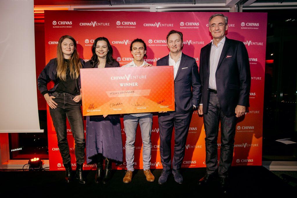 Jury konkursu Chivas Venture wybrało najbardziej innowacyjny, odpowiedzialny społecznie polski start-up