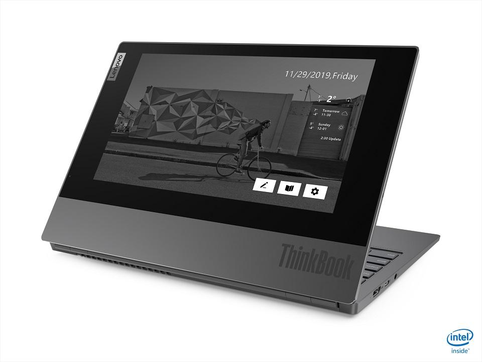 Lenovo z szeroką gamą nowych, innowacyjnych urządzeń – wśród nich składany komputer z rodziny ThinkPad