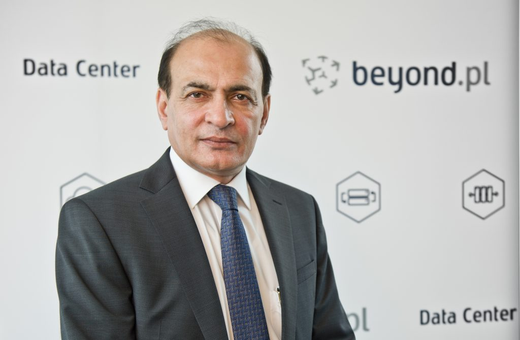Aman Khan nowym prezesem zarządu Beyond.pl