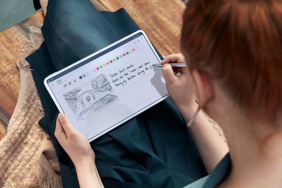 Huawei przedstawił nowe, innowacyjne wersje swoich flagowych tabletów