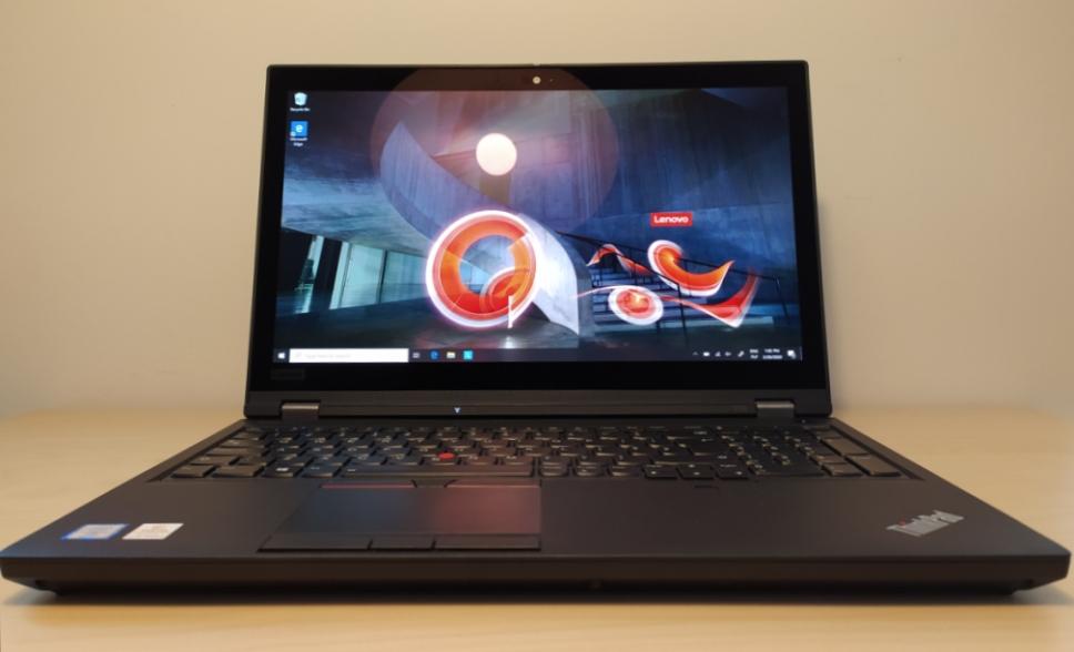 Lenovo ThinkPad P53: mobilna stacja robocza dla wymagających