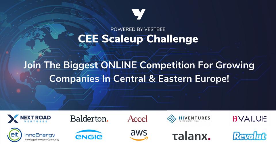 1 milion euro do zdobycia w konkursie ONLINE CEE Scaleup Challenge