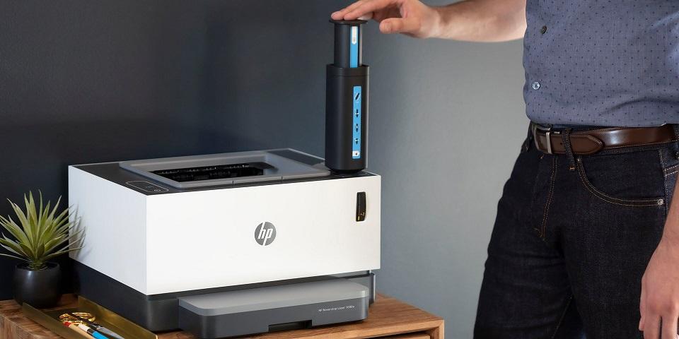 Na polski rynek trafiły usprawnione wersje drukarki HP Neverstop Laser