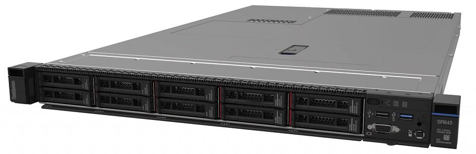 Na rynek trafiły nowe serwery Lenovo ThinkSystem dla centrów danych z procesorami AMD EPYC