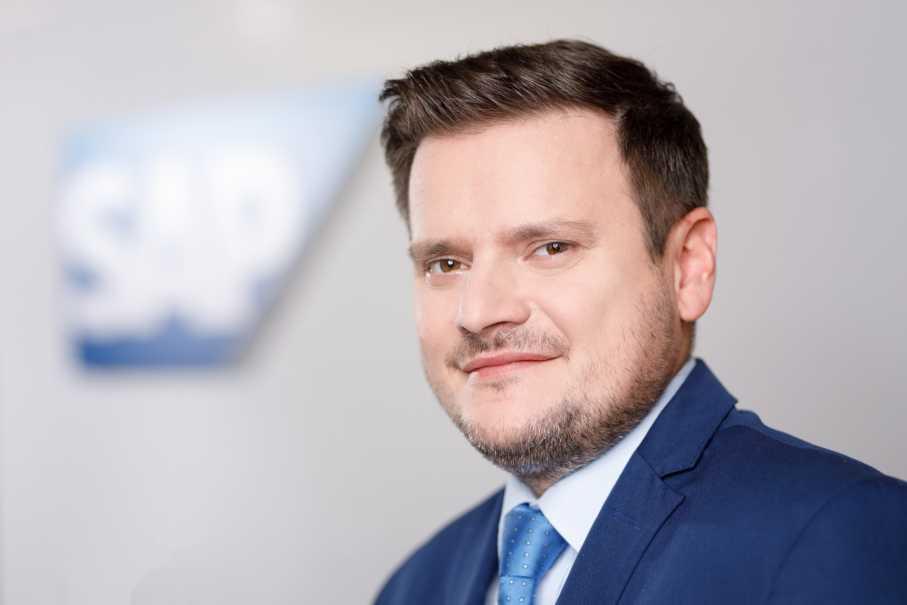 Tomasz Zazula nowym CFO firmy SAP w regonie Europy Środkowej