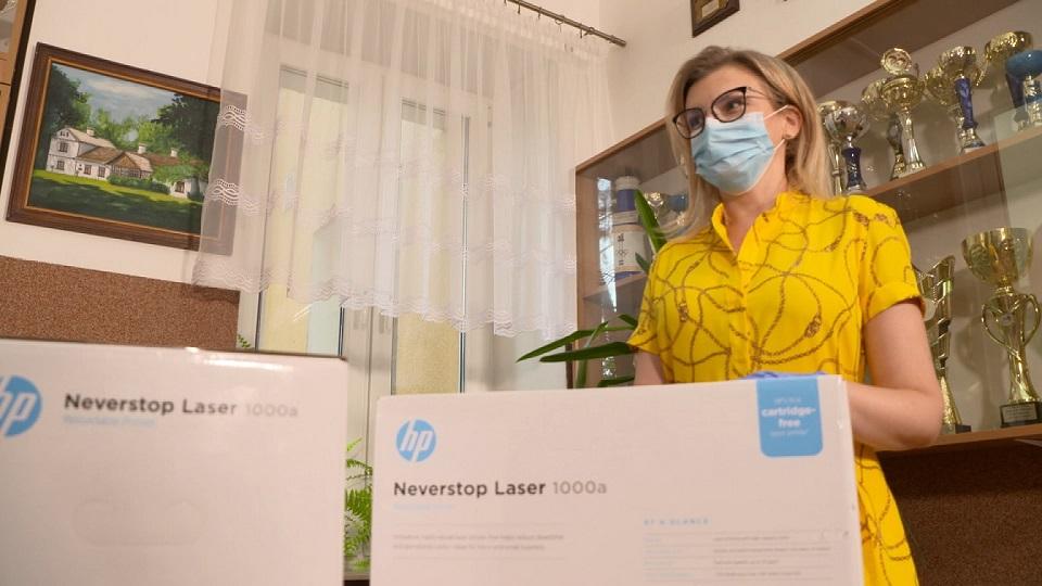 HP i Fundacja Polsat przekażą placówkom oświatowym 3000 drukarek