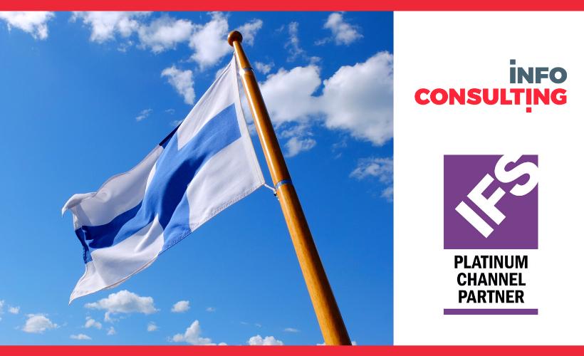 InfoConsulting rozszerza partnerstwo z IFS i będzie rozwijać biznes w Finlandii