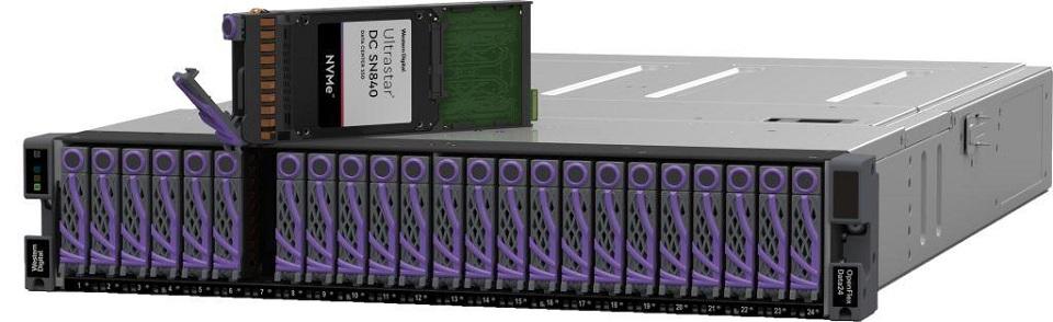 Firma Western Digital zaprezentowała nowe rozwiązania NVMe SSD oraz NVMe-oF