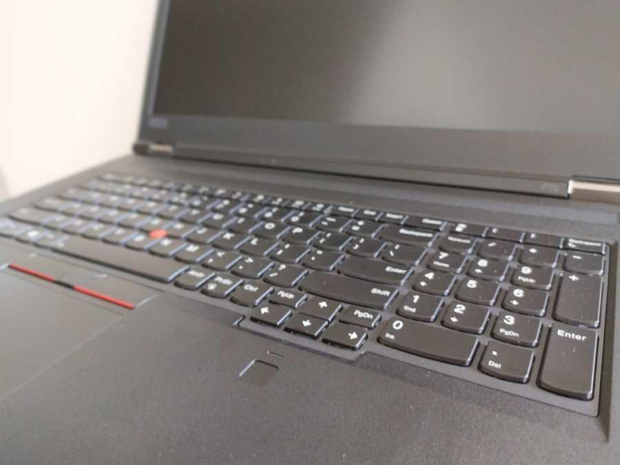 Lenovo ThinkPad P73: mobilna stacja robocza do zastosowań specjalnych
