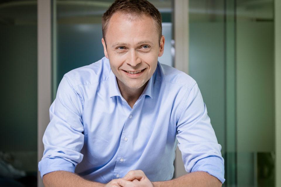 Rafał Albin szefem marketingu i operacji w Microsoft w Polsce