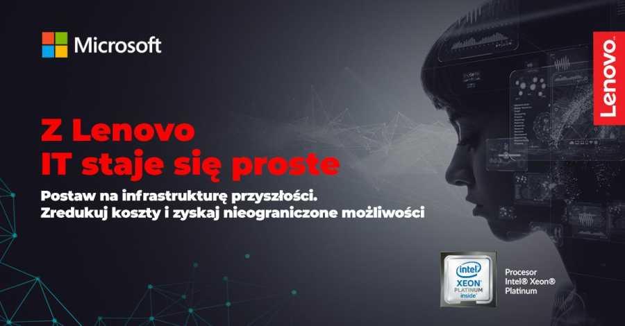 HCI + Lenovo  – bądź gotowy na przyszłość