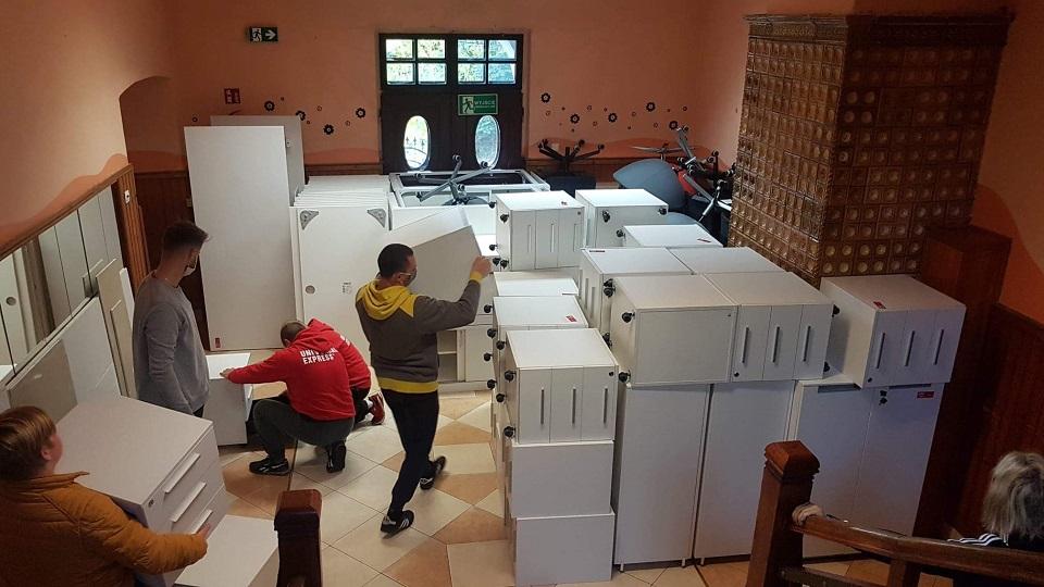 Zero Waste i pomoc wychowankom Domu Dziecka w Miechowie