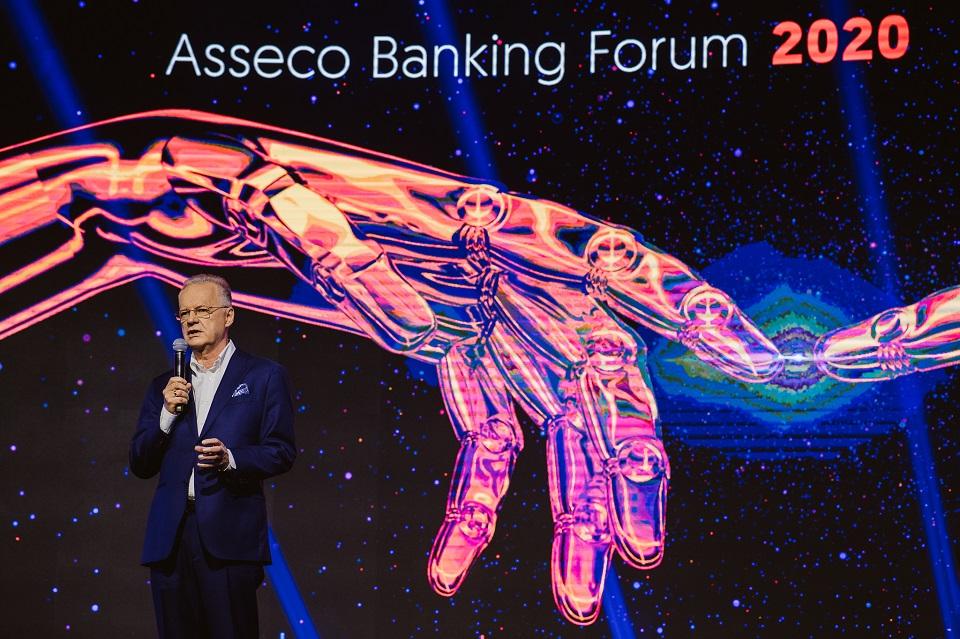 Asseco Banking Forum 2020:  Jak będzie wyglądała przyszłość bankowości?