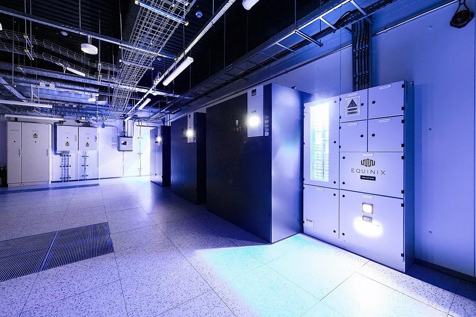 Equinix rozbudowuje warszawskie centrum danych