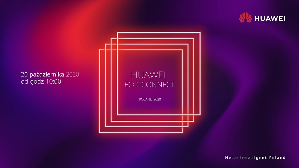 Huawei Eco-Connect Poland 2020