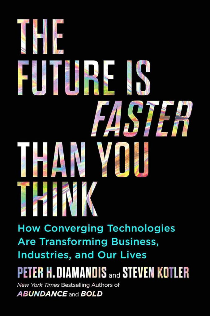 "Recenzja książki: ""The Future Is Faster Than You Think"""