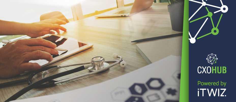CXO HUB. Digital w sektorze zdrowia: zapaść i odbicie