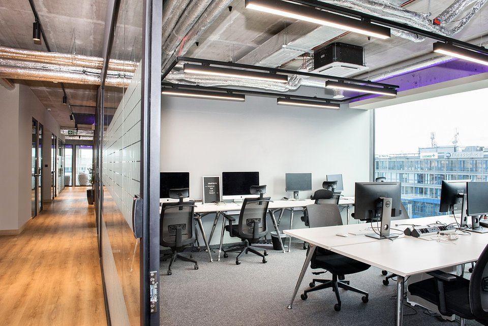 Chillispaces.com i 3S wzmacniają infrastrukturę IT dla flex office