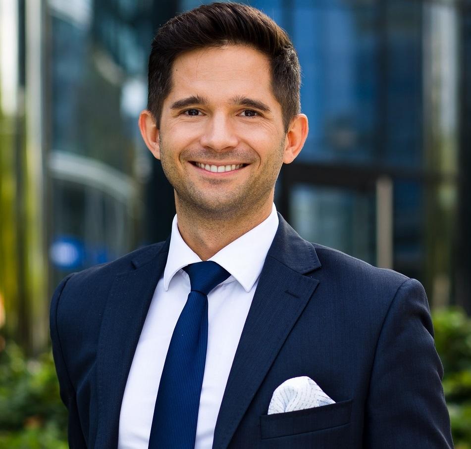 Maciej Plichta wzmocnił zespół ds. nowych technologii w Colliers International