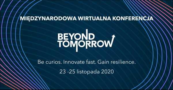 Data Science Day rozpocznie wirtualną konferencję Beyond Tomorrow