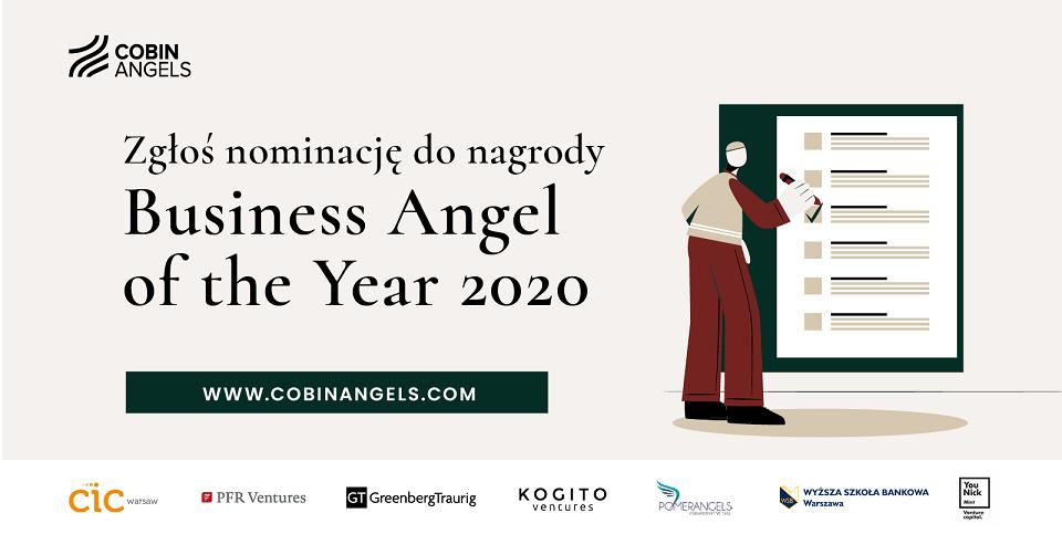 Rozpoczęły się poszukiwania Anioła Biznesu 2020