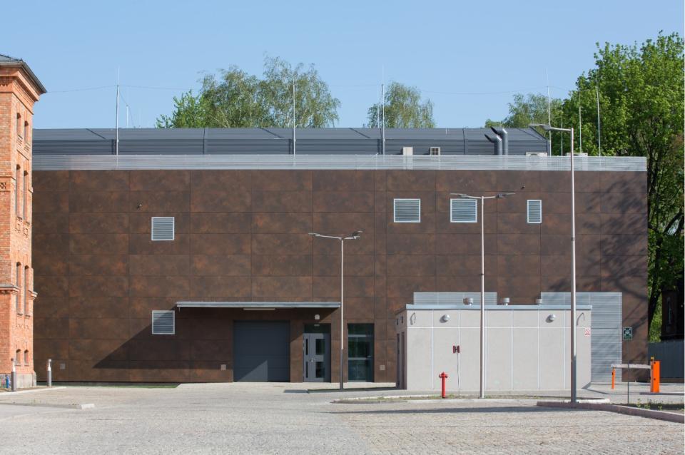 Warszawskie centrum Przetwarzania Danych NASK z certyfikatem Rated-3