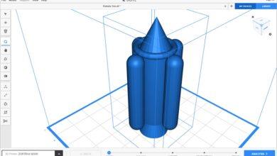 Nastoletni projektanci stworzyli modele baz kosmicznych w 3D