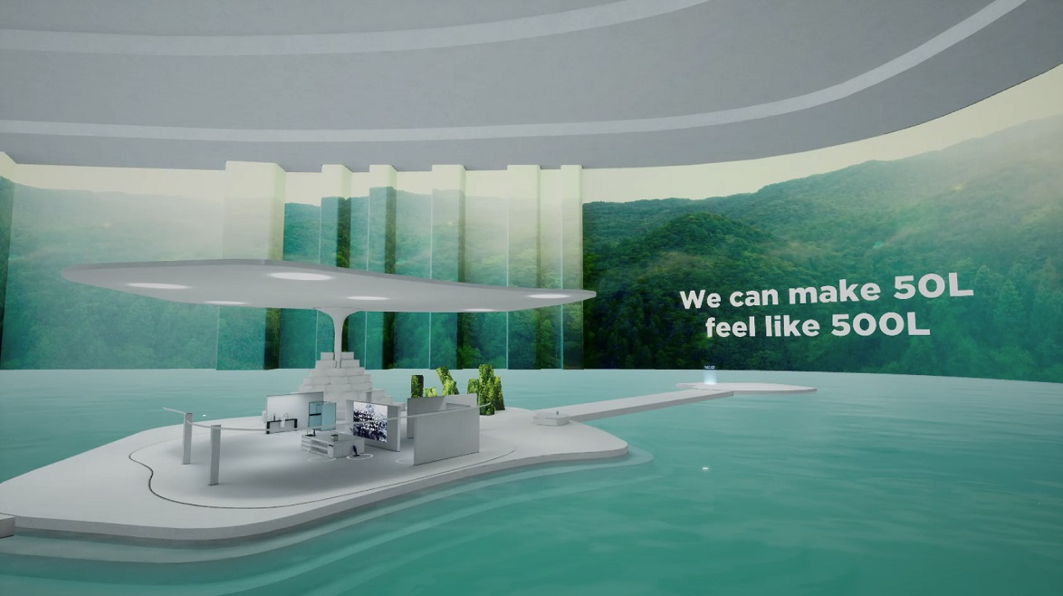 CES 2021: Interaktywne prezentacje na wirtualnej platformie Procter & Gamble LifeLab Everyday