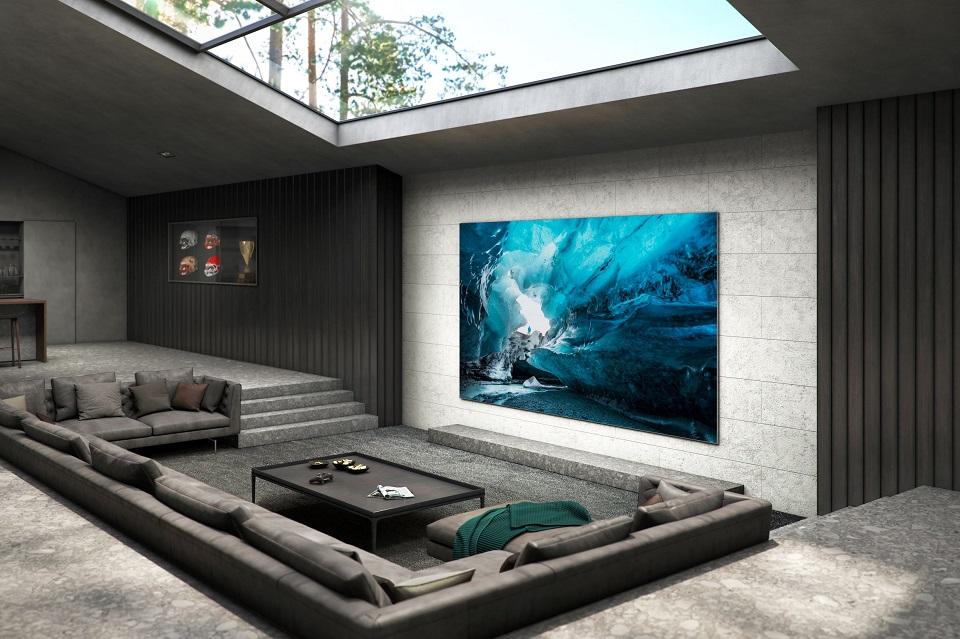 Samsung – telewizory z rozwiązaniami opartymi na sztucznej inteligencji
