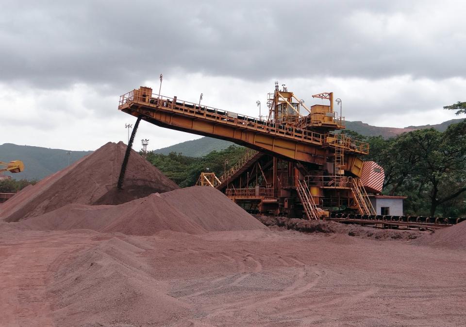 Największy europejski producent rudy żelaza we współpracy z IFS realizuje projekt cyfrowej kopalni