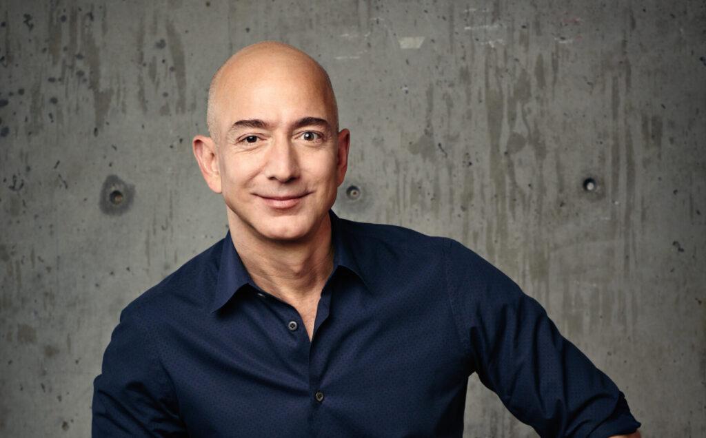 Jeff Bezos rezygnuje ze stanowiska dyrektora generalnego Amazona
