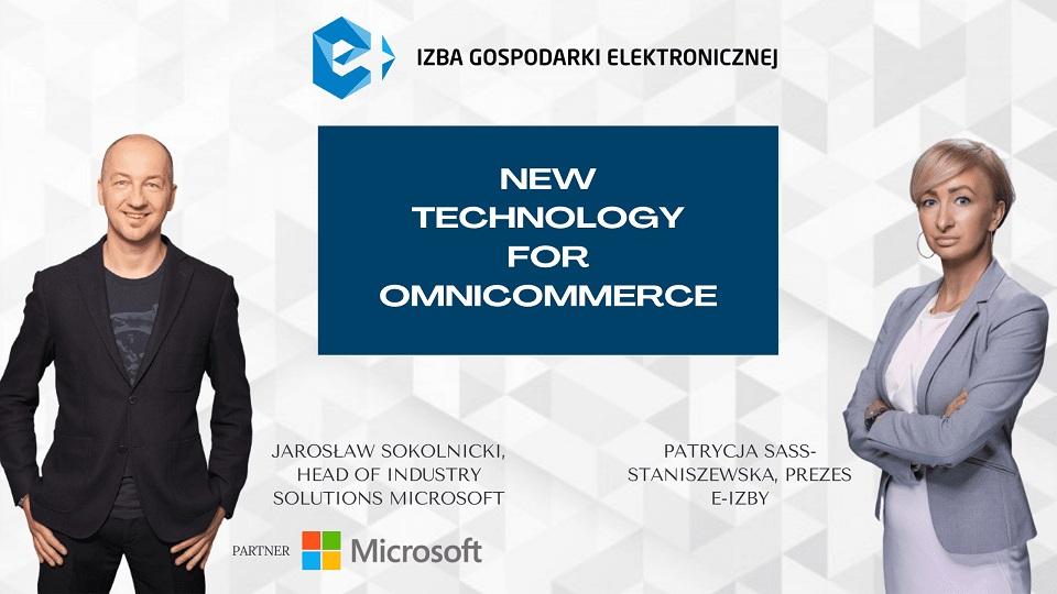 Izba Gospodarki Elektronicznej i Microsoft razem dla omnicommerce