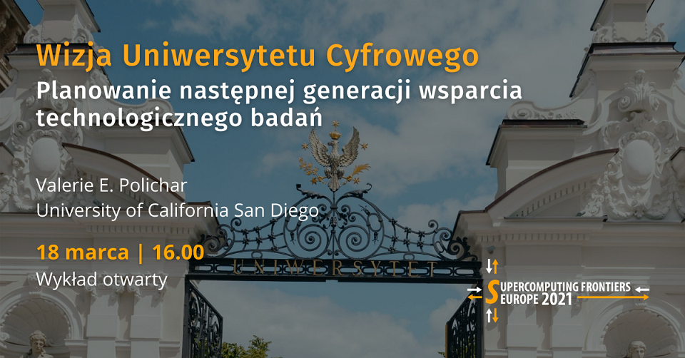 Seminarium ICM: Cyfrowa transformacja uczelni badawczej